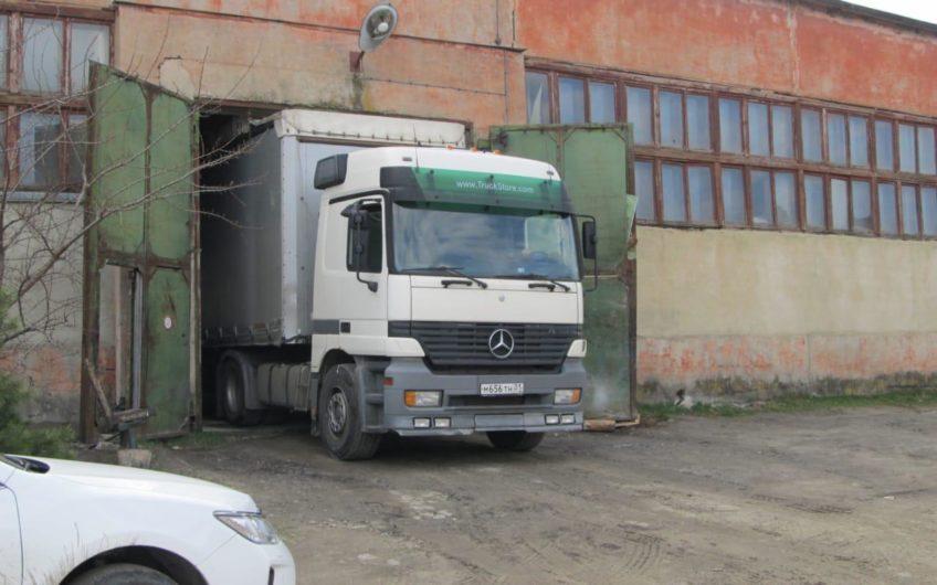 Томаровка посёлок, Промышленная улица